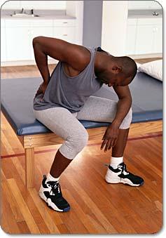Athletes and Back Pain Treatments